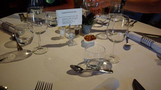 La part des anges soustons restaurantbeoordelingen for Restaurant soustons