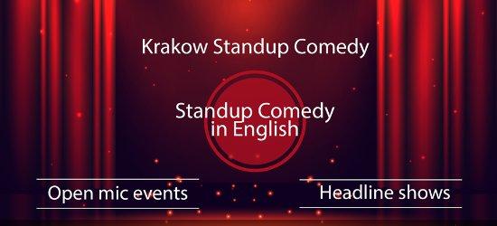 Krakow Standup Comedy