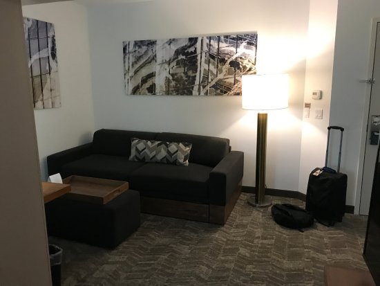 Columbia, MD: Sitting Area