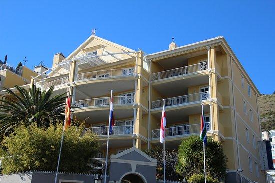 Romney park all suite hotel spa le cap afrique du sud for Hotel park et suite