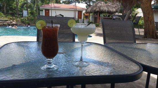 Rivas Department, Nicaragua: Ricas bebidas.