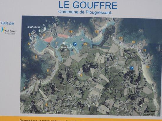 Site du Gouffre Photo