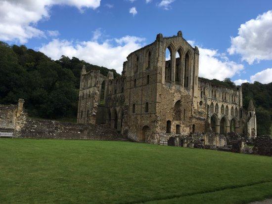 Helmsley, UK: Ruins.
