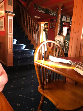 Grantown-on-Spey, UK: Interior Craig Bar