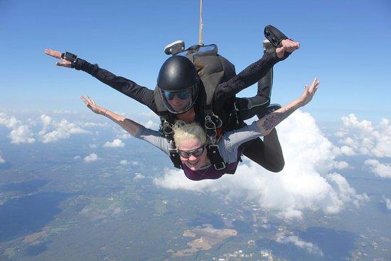 Killingly, CT: I'm flying!