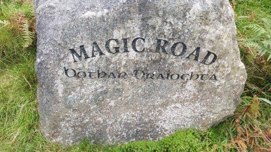 Mahon Falls (a.k.a. Eas na Machan): Magic Road