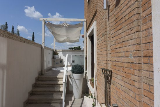 Presidential Suite - Terrace 1 - Picture of Terrazza Marco Antonio ...