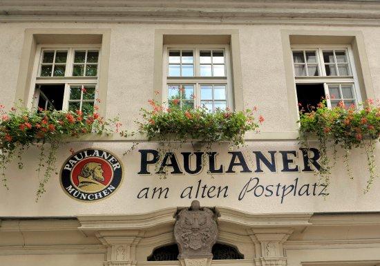 Paulaner am alten Postplatz, Stuttgart - Restaurant ...
