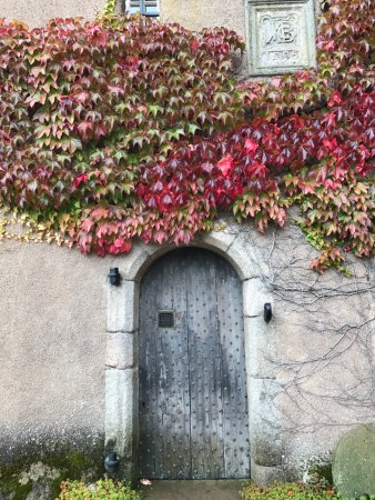 Banchory, UK: Door Crathes castle