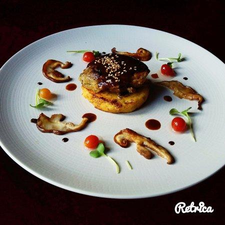 Cellettes, Fransa: filet mignon