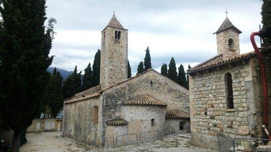 Brenzone, Italia: Chiesa di San Zeno