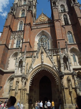 Ostrow Tumski - (Cathedral Island) : Cattedrale sull'isola