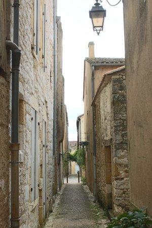 Monpazier, France : Vicolo