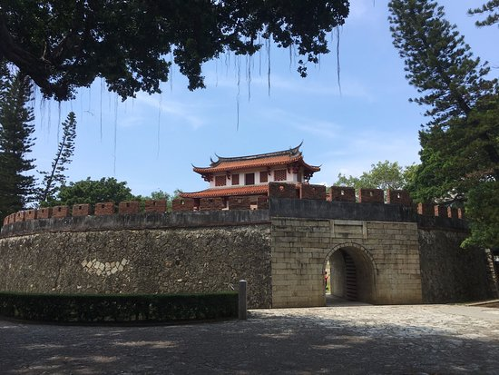 Fucheng South Gate Area