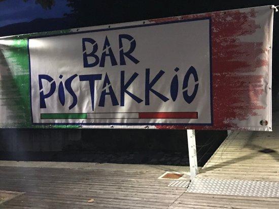 Sulzano, Italia: Bar Pistakkio