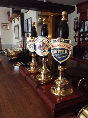 Wallingford, UK: Cask Marque awarded ale