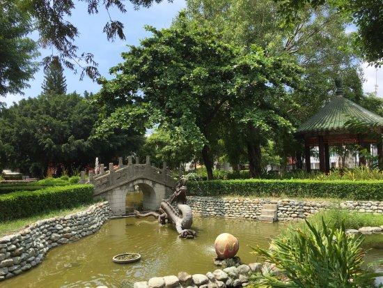 Koxinga Shrine: 延平郡王祠