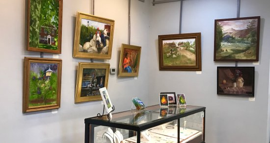 Chowan Arts Council: Many wonderful things in the gallery. Come check us out.