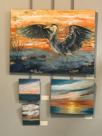 Edenton, Caroline du Nord : Many wonderful things in the gallery. Come check us out.