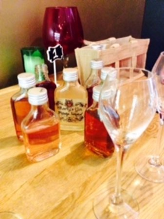 Marske-by-the-Sea, UK: Shorty's Gin and Gin Liqueurs :)