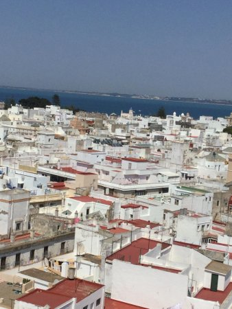 Torre Tavira: Another view from the top!