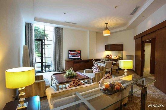 Aryaduta Medan: Kamar yang nyaman