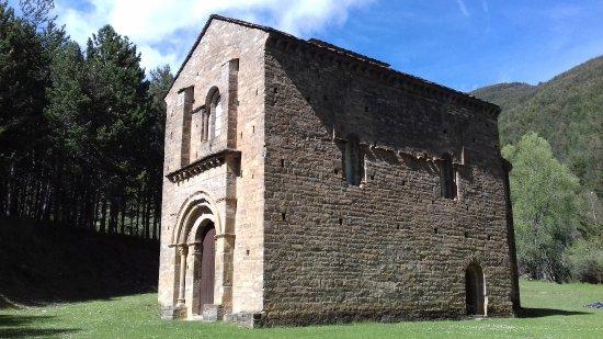 Iglesia de Santa María de Iguácel