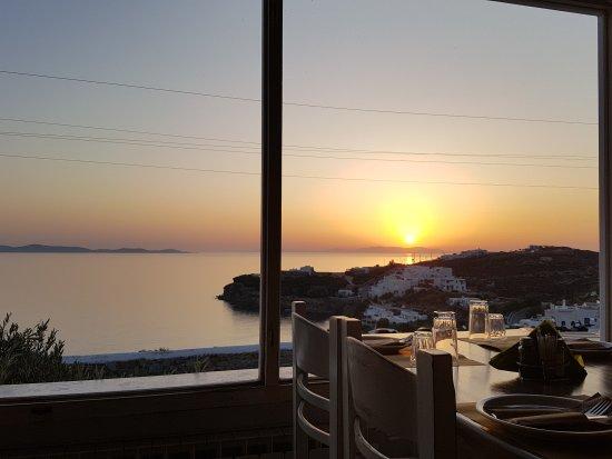 Agios Stefanos, Greece: Limnios tavern 18-09-17