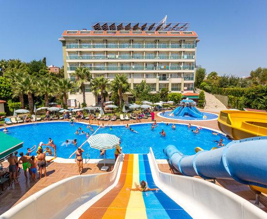 Hotel War Ein Reinfall Gardenia Beach Hotel Okurcalar Bewertungen