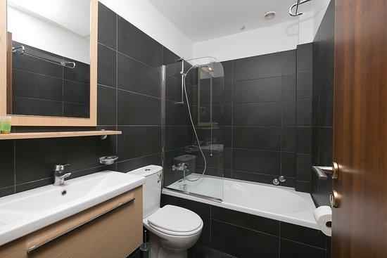 Vasilias, Greece: Io's main bathroom