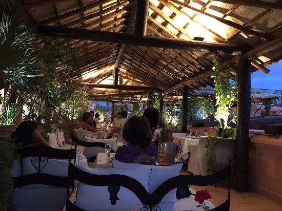Riad Dar Anika : Roof terrace