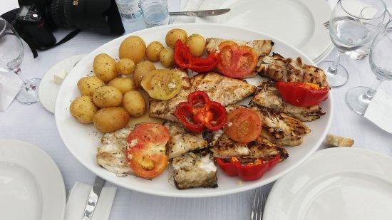 Лагоа, Португалия: Misto de peixe
