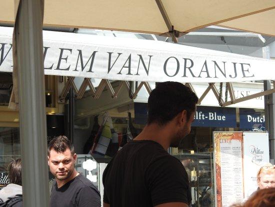 Grand Cafe Willem Van Oranje Delft