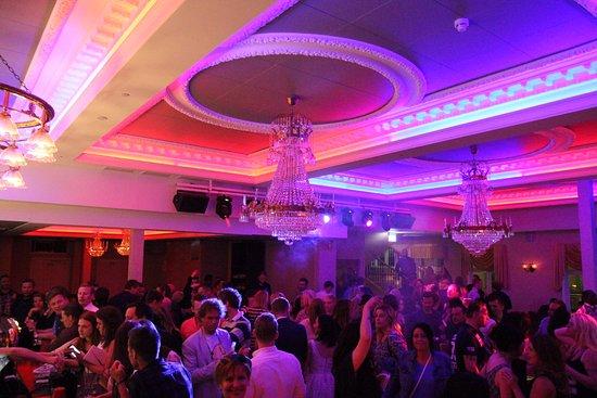 Kalmar, Zweden: Nattklubb