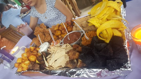 Rivas, Nicaragua: Plato tipico