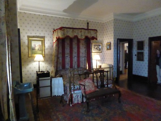 Dunster, UK: Bedroom