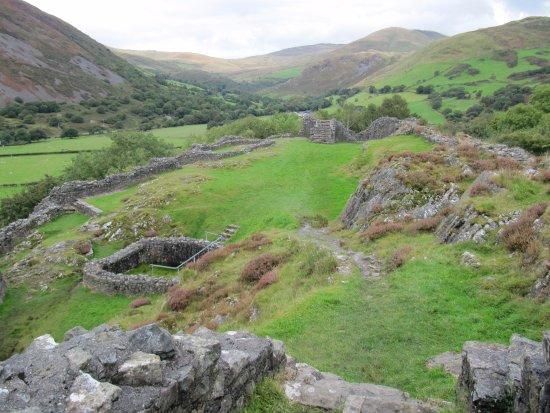 Tal-y-llyn, UK: Castle Bere