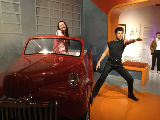 Madame Tussauds Hollywood Go Grease Lighting!  sc 1 st  TripAdvisor & Go Grease Lighting! - Picture of Madame Tussauds Hollywood Los ... azcodes.com