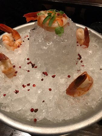 48 Small Raw Tower Top Jumbo Shrimp Picture Of State Street