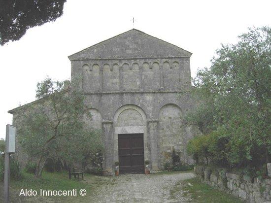 Monteroni d'Arbia, Italy: Pieve di Corsano 2