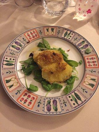 Hotel Ca Fiore : Persico con patate
