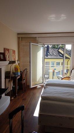 Clarion Hotel Hirschen: The room