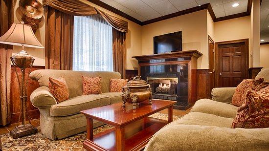 Interior - Picture of Best Western Plus Burlington - Tripadvisor