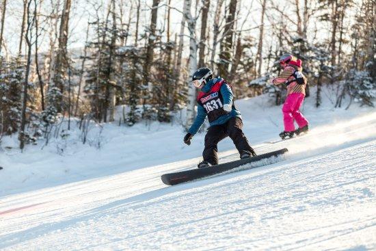 Sugarloaf Mountain: Kids on boards