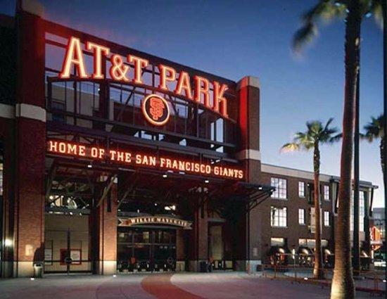 Millbrae, CA: AT&T Park