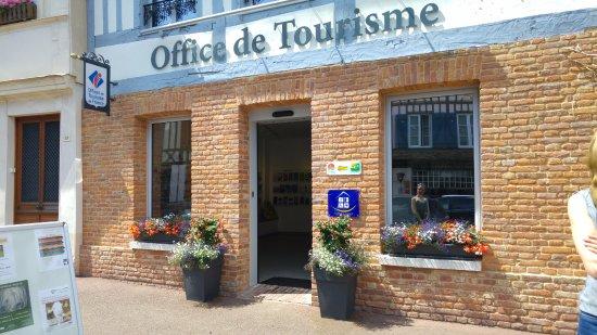 Office de Tourisme Lyons Andelle: Notre office est labellisé Tourisme & Handicap