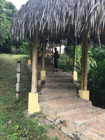 Ayampe, Ecuador: Muy acogedor