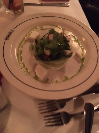 The Steakhouse: Italian Salad
