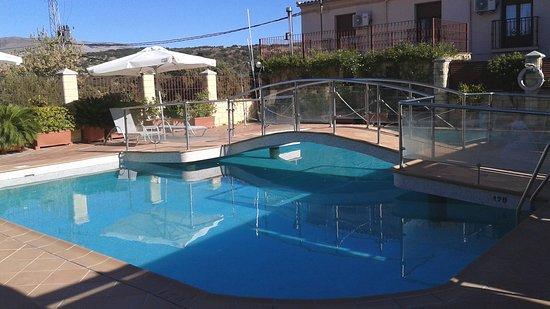 Hotel Sierra Hidalga Foto