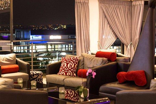 Rivonia, Südafrika: Lounge